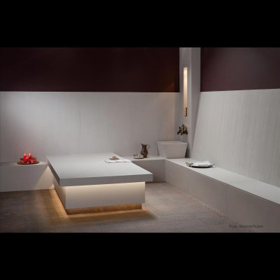 Foam Systems for Hamam