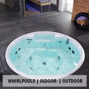 Whirlpools von RivieraPool