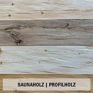 Sauna Profilholz