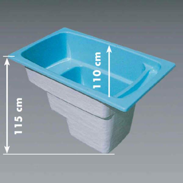 Saunatauchbecken Cold Dip Maxi 110