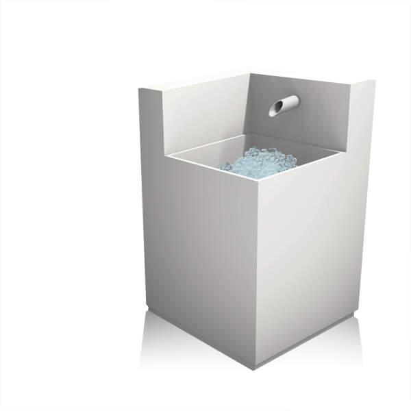 Eisbrunnen Ecklösung für Spa