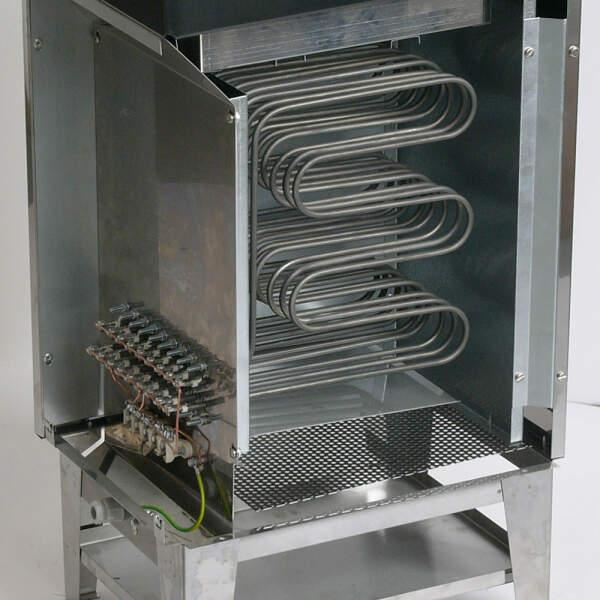 Dreieck Saunaofen Elektro 4-9 kW | Ewald Lang TRI-therm