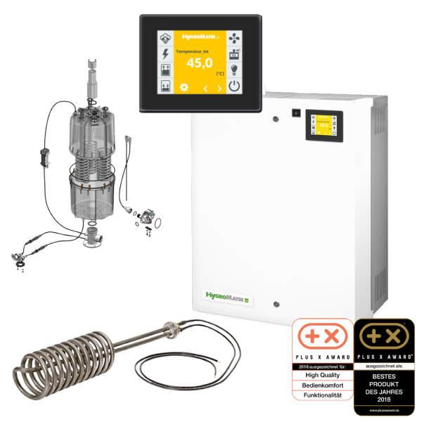 Dampfgenerator FlexLine Spa Heizkörper