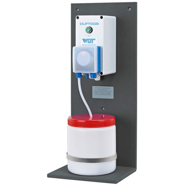 Duftstoffpumpen-Set 230V mit Aufstellkonsole