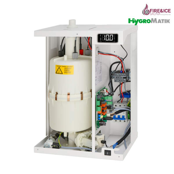 Dampfluftbefeuchter Hygromatik FlexLine Klima Elektrode