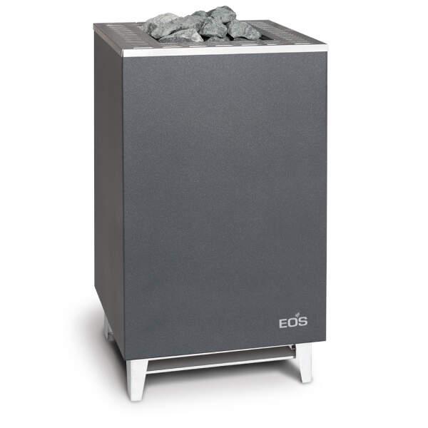 Elektrosaunaofen Cubo Standausführung anthrazit-260-Cubo
