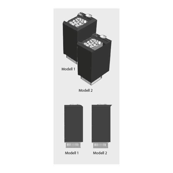 Saunaofen Elektro Wandausführung 230 V | 3,0 &...