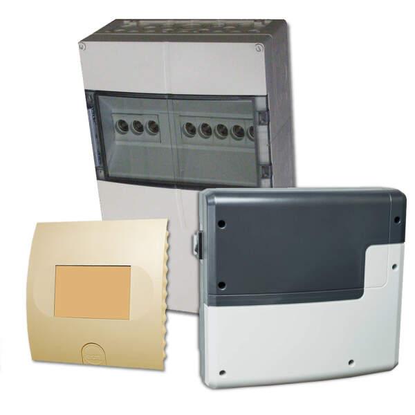 Leistungsschaltgerät für Saunasteuerungen | 9 -...