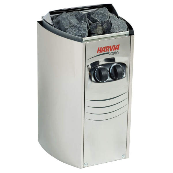 Saunaofen Vega Compact BC23E (2,3 kW) Steuerung erforderlich