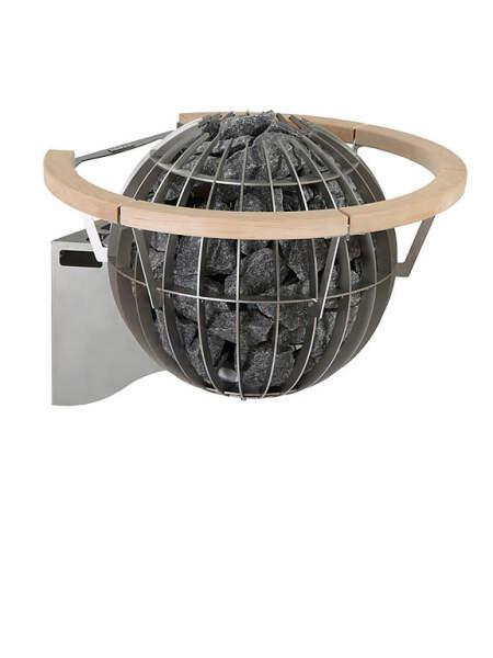 Saunaofen Globe mit Steuerung 6,9 kW