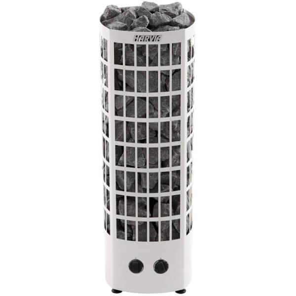 Saunaofen Cilindro PC70E (offen) 7.0 kW ohne Steuerung, Stahl