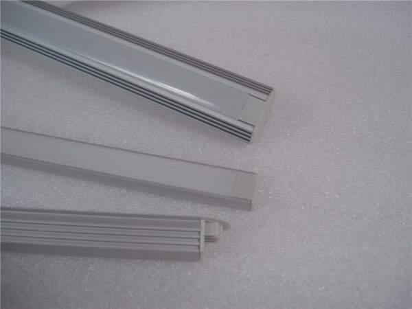 Aluminiumprofil, Micro-Aufbau