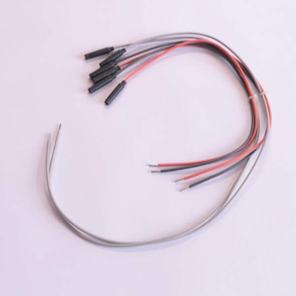 Anschlusskabel für Elektrode mit Steckkontakt,...