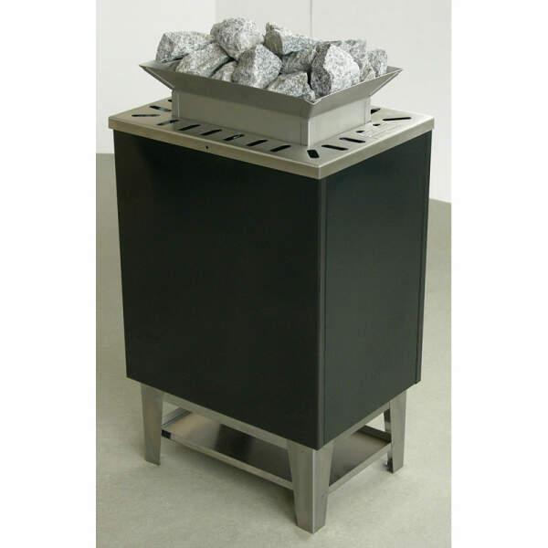 Steinkragen 18 kg aus Edelstahl | S-therm