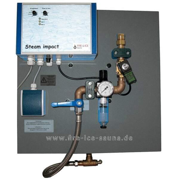 Luftstoß 2-fach UNPL für 2 Düsen