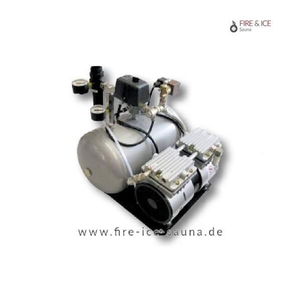 Membrankompressor für Luftstoss - Kompressor...