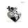 Membrankompressor für Luftstoss - Kompressor ölfrei, 230V/50Hz (60Hz)