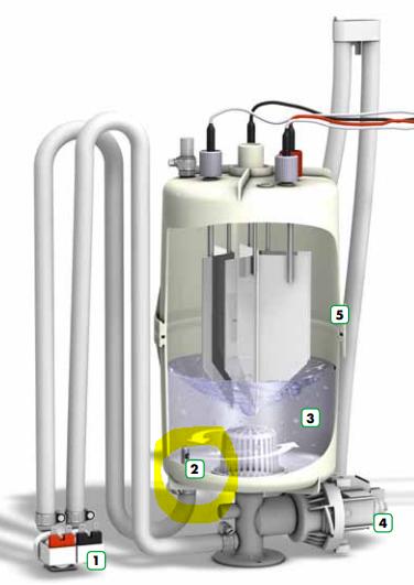 Düse für Superflush (B-2304089)