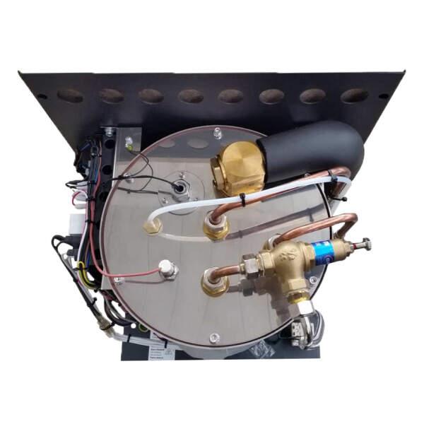 SteamRock Premium Dampfgenerator 3-18 kW | EOS