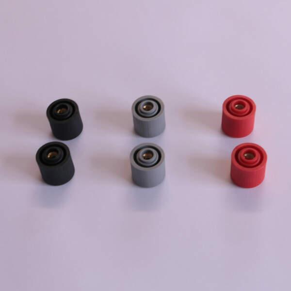Handmutternset für Dampfgeneratoren-Elektroden CY17...