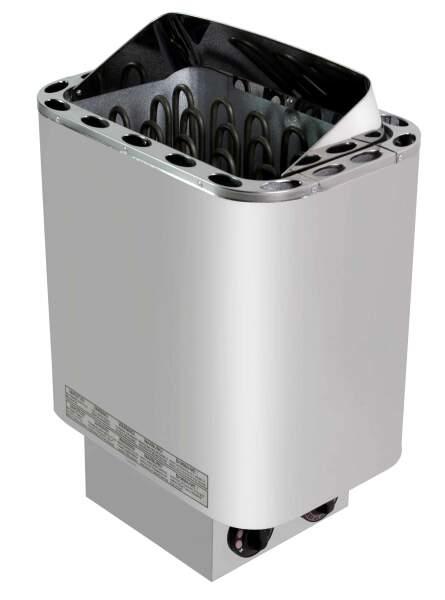 Saunaofen mit integrierter Steuerung Next SAWOTEC 4,5kW