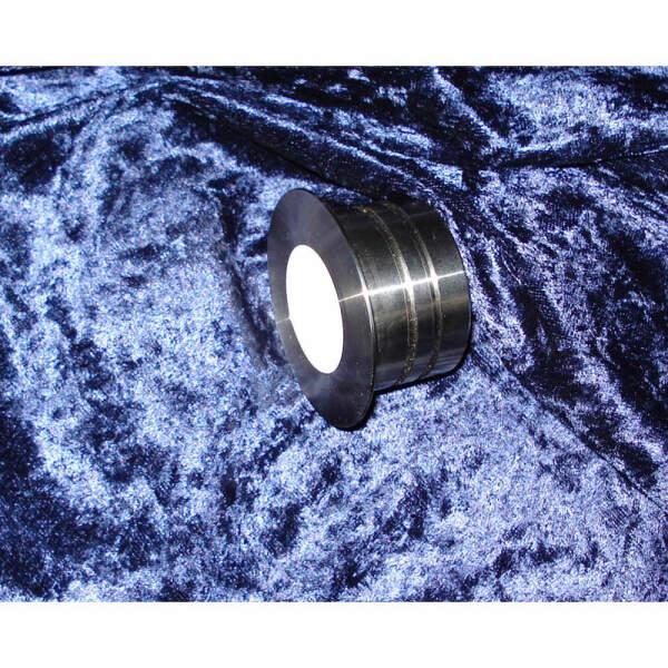 Floorlight FL 60 - 4 weiß, für Außenbereich, Sauna, Nassbereich, Dampfbad