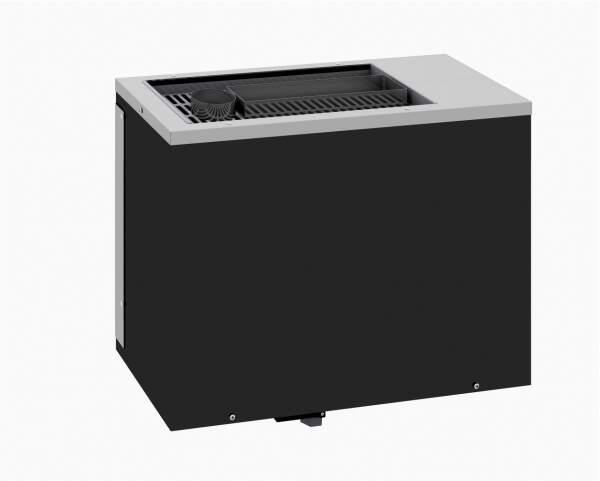 Wandverdampfer Typ W 20 Saunaofen (3 kW) Anthrazitmantel