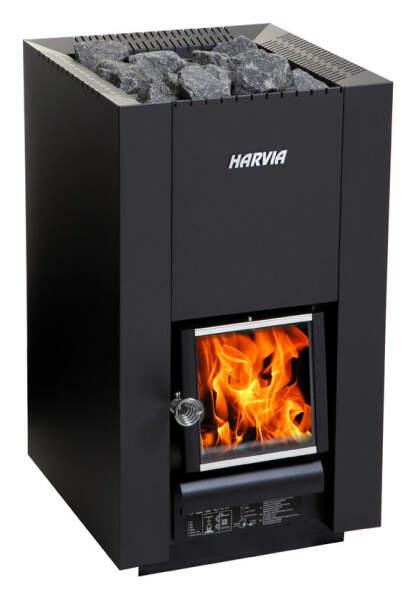 Holz Saunaofen Harvia Linear 22 | 26,1 kW (8-22 m³)