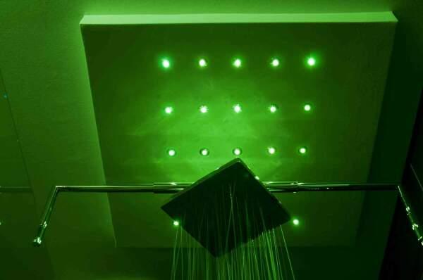 Unispots 10er Set, RGB, ausreichend für 6 m²