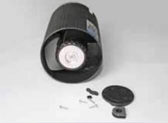Lüfter Ab-/Zuluft 230VAC 98 mm