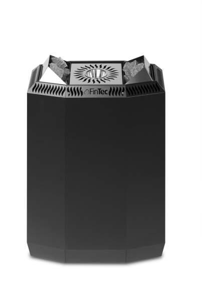 Bio-Elektrosaunaofen FinTec KAISA 8,0 kW (Pulverbeschichtet)