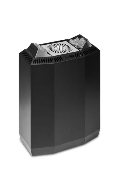 Bio-Elektrosaunaofen FinTec KAISA 6,0 kW (Pulverbeschichtet)